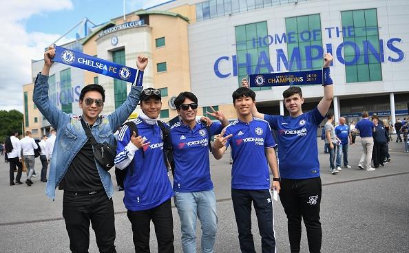 Chelsea vs Burnley (2-3): Doi chu nha nhan 2 the do hinh anh 7