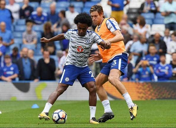 Chelsea vs Burnley (2-3): Doi chu nha nhan 2 the do hinh anh 11