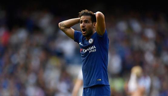 Chelsea vs Burnley (2-3): Doi chu nha nhan 2 the do hinh anh