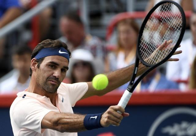 Highlights Federer 2-0 Haase hinh anh