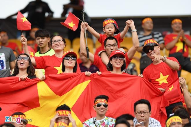 SEA Games ngay 16/8: U22 Malaysia nguoc dong cam xuc hinh anh 11