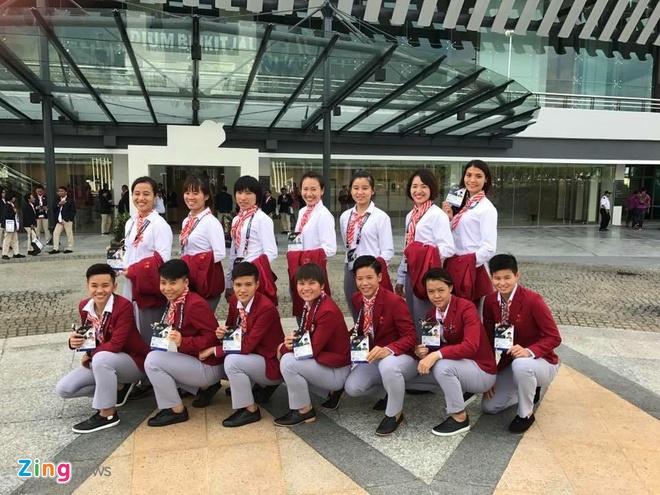 Tuyen futsal nu quyet tam lat do Thai Lan o SEA Games hinh anh 1