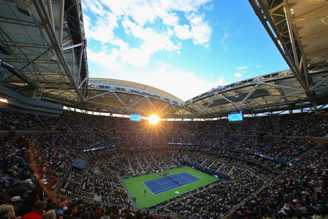 Vo dich US Open, Nadal con cach Federer 3 danh hieu Grand Slam hinh anh 8
