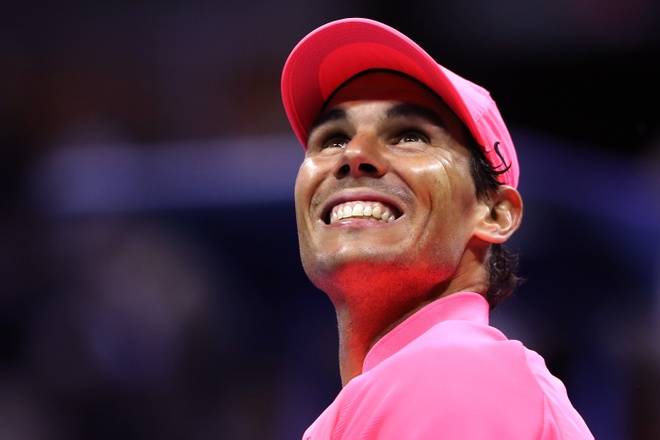 Vo dich US Open, Nadal con cach Federer 3 danh hieu Grand Slam hinh anh 3