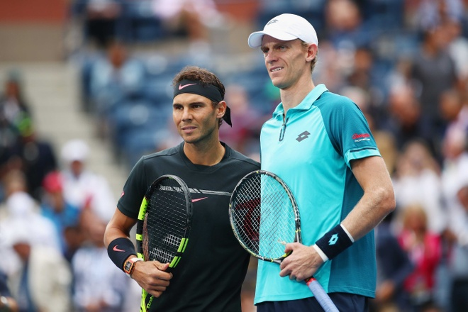 Vo dich US Open, Nadal con cach Federer 3 danh hieu Grand Slam hinh anh 7