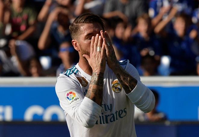 Ronaldo 'tit ngoi', Real thang nhoc nho cu dup cua tan binh hinh anh 15