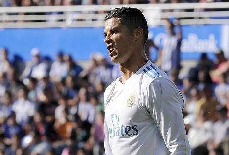 Ronaldo 'tit ngoi', Real thang nhoc nho cu dup cua tan binh hinh anh 1