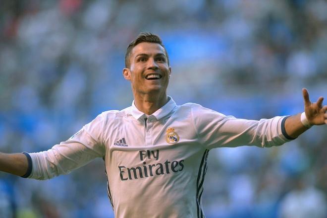Ronaldo 'tit ngoi', Real thang nhoc nho cu dup cua tan binh hinh anh 7