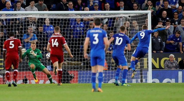 Coutinho ghi ban dang cap, Liverpool thang kich tinh Leicester hinh anh 25