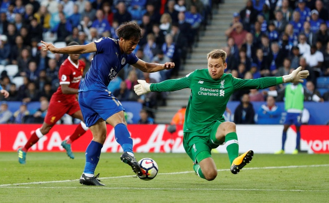 Coutinho ghi ban dang cap, Liverpool thang kich tinh Leicester hinh anh 17