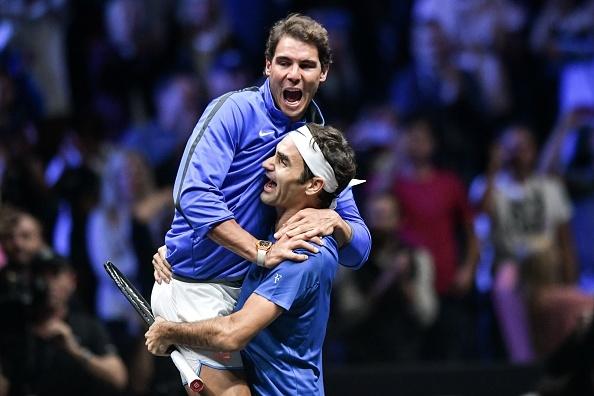 Nadal phan khich om Federer - nguoi hung giup tuyen chau Au vo dich hinh anh