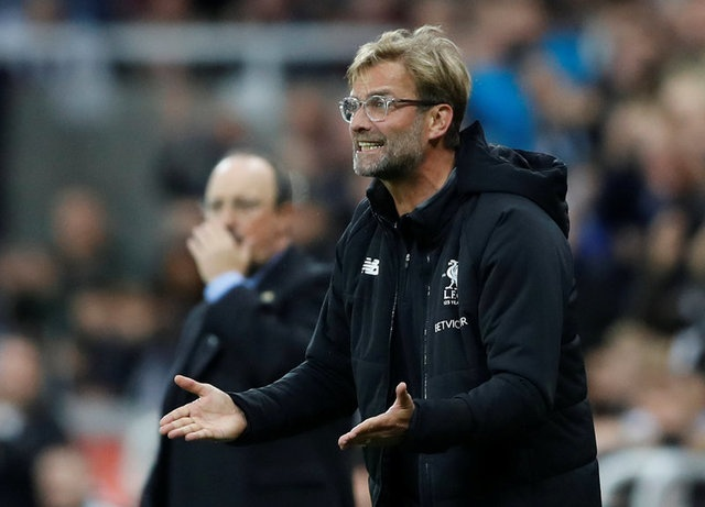 Klopp noi gian khi Liverpool tiep tuc gay that vong hinh anh 1