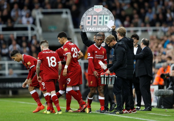 Klopp noi gian khi Liverpool tiep tuc gay that vong hinh anh 21