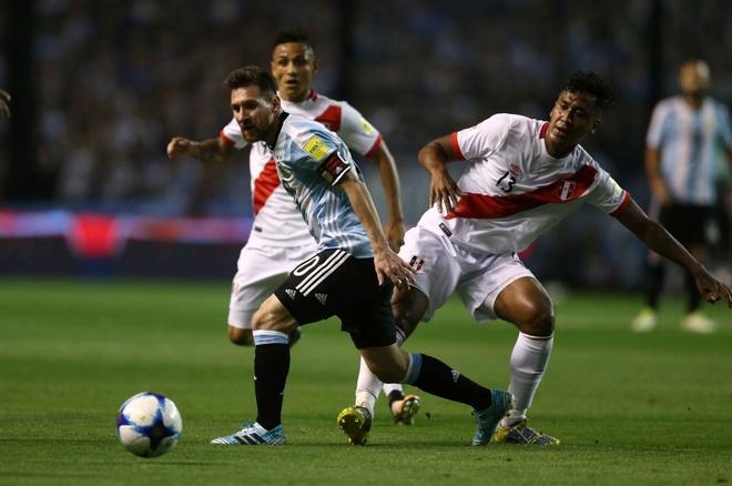 Argentina vs Peru (0-0): Chu nha bat khoi nhom du World Cup hinh anh 11