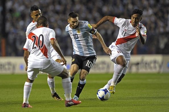Argentina vs Peru (0-0): Chu nha bat khoi nhom du World Cup hinh anh 6