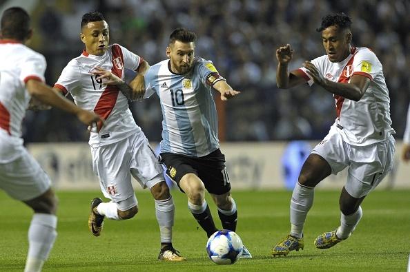 Argentina vs Peru (0-0): Chu nha bat khoi nhom du World Cup hinh anh 7