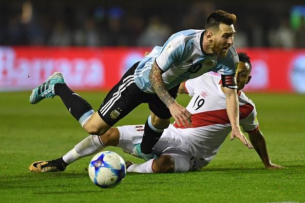 Argentina vs Peru (0-0): Chu nha bat khoi nhom du World Cup hinh anh 13