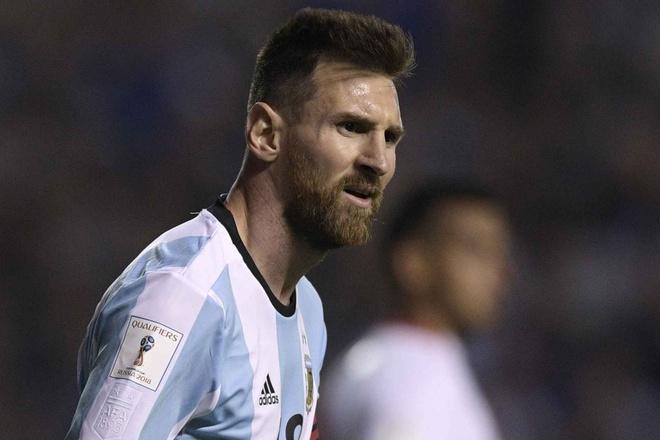 Argentina vs Peru (0-0): Chu nha bat khoi nhom du World Cup hinh anh