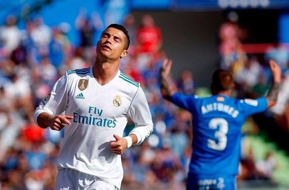 Getafe vs Real Madrid (1-2): Ronaldo lap cong chuoc loi hinh anh 15