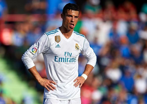 Getafe vs Real Madrid (1-2): Ronaldo lap cong chuoc loi hinh anh 1