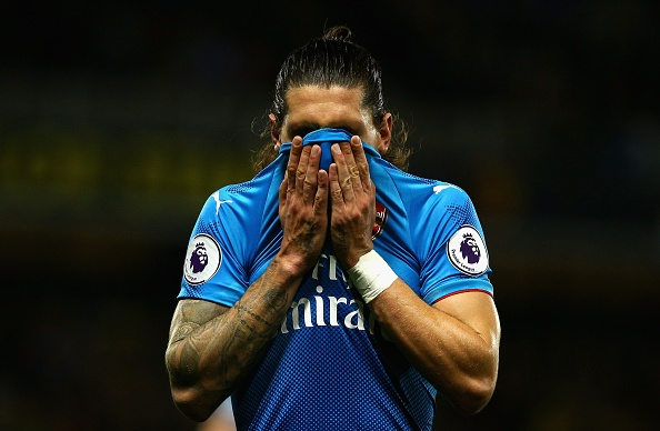 Cuu sao MU ghi ban phut bu gio, Arsenal thua nguoc Watford hinh anh