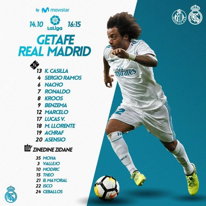 Getafe vs Real Madrid (1-2): Ronaldo lap cong chuoc loi hinh anh 4