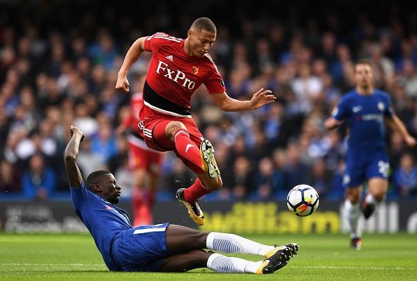 Chelsea vs Watford (4-2): Conte 'no tung' phan khich hinh anh 19