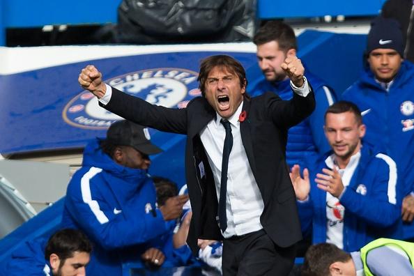 Chelsea vs Watford (4-2): Conte 'no tung' phan khich hinh anh