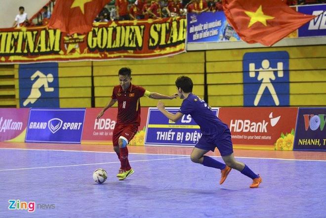 Futsal Viet Nam vs Indonesia anh 3