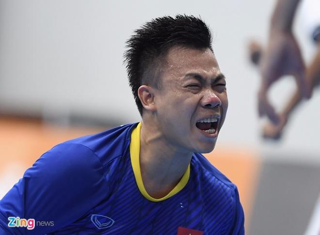 Futsal Viet Nam vs Indonesia anh 8