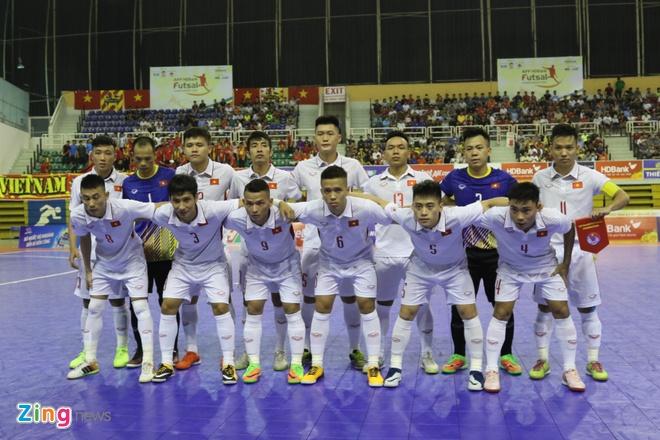 Futsal Viet Nam vs Indonesia anh 9