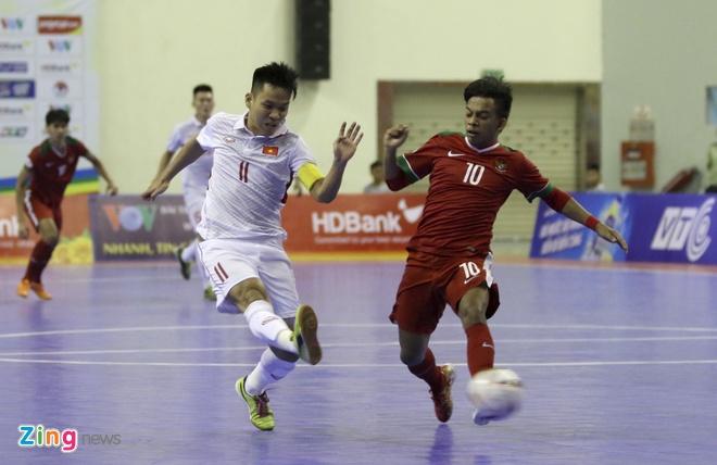 Futsal Viet Nam vs Indonesia anh 10
