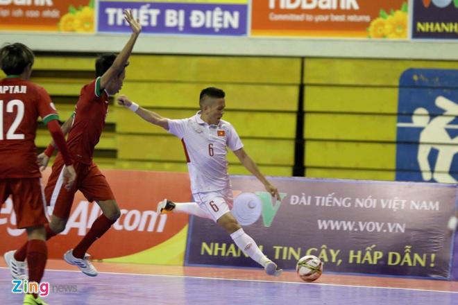 Futsal Viet Nam vs Indonesia anh 14