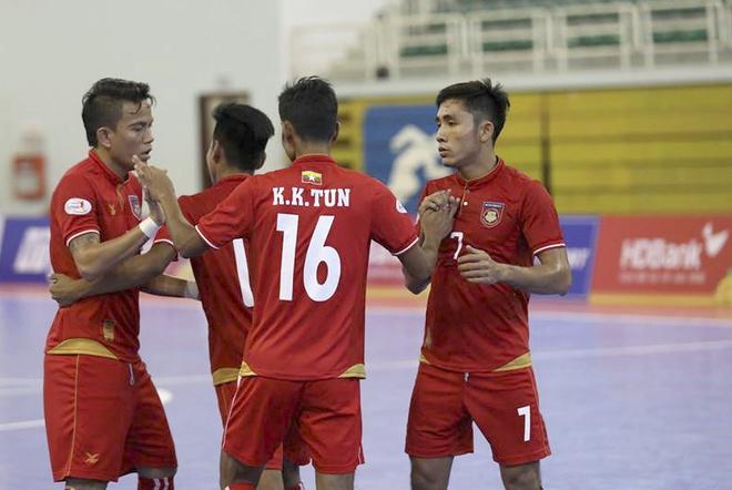 Futsal Viet Nam vs Indonesia anh 6
