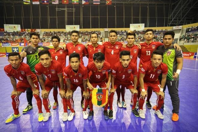 Thai Lan 'huy diet' Myanmar, vao chung ket futsal Dong Nam A hinh anh 4