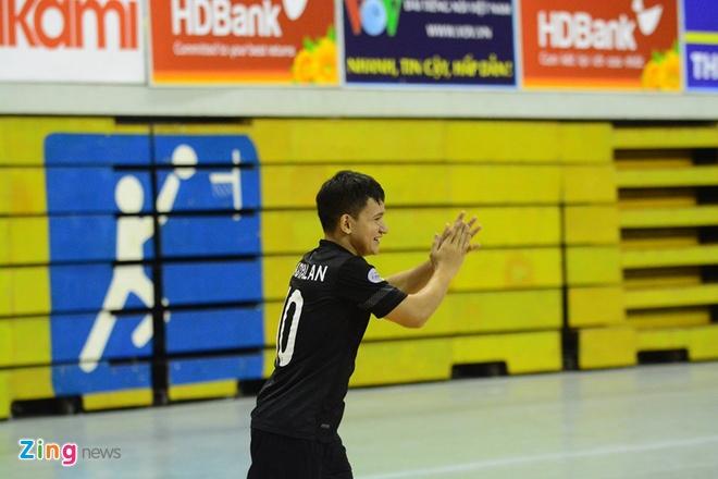 Thai Lan 'huy diet' Myanmar, vao chung ket futsal Dong Nam A hinh anh 15