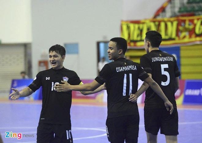Thai Lan 'huy diet' Myanmar, vao chung ket futsal Dong Nam A hinh anh 13