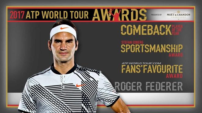 Federer can quet giai thuong ATP hinh anh 1