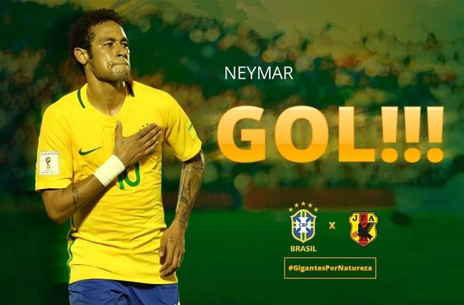 Nhat Ban 1-3 Brazil: Neymar ghi ban va da hong phat den hinh anh 12