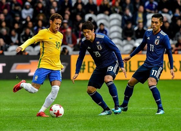Nhat Ban 1-3 Brazil: Neymar ghi ban va da hong phat den hinh anh 10