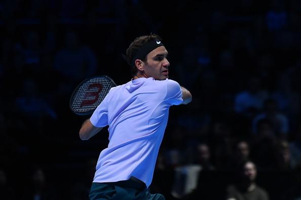 Federer mat diem winner kho tin o tran ra quan ATP Finals hinh anh 1