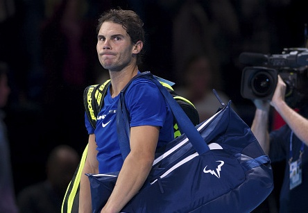 Nadal cay dang rut lui khoi ATP Finals sau tran thua soc hinh anh