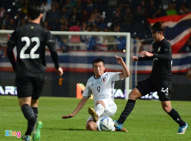 U23 Thai Lan vs U23 Nhat Ban anh 18