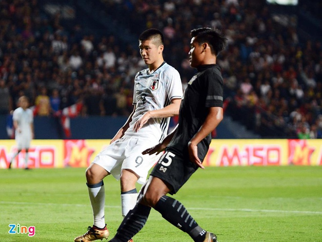 U23 Thai Lan vs U23 Nhat Ban anh 8