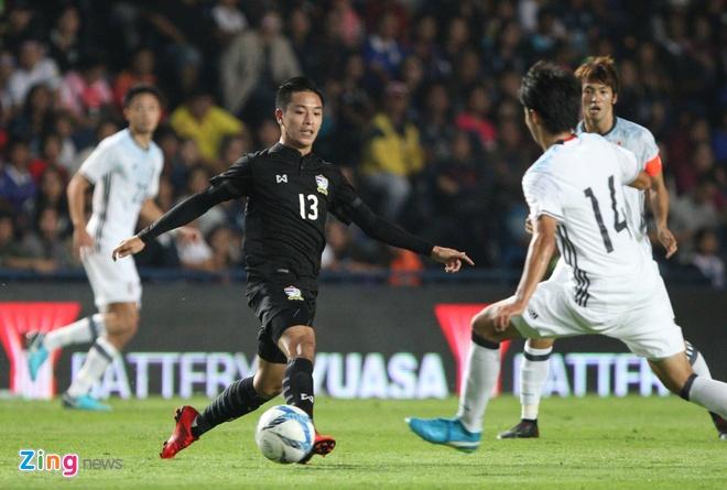 U23 Thai Lan vs U23 Nhat Ban anh 12