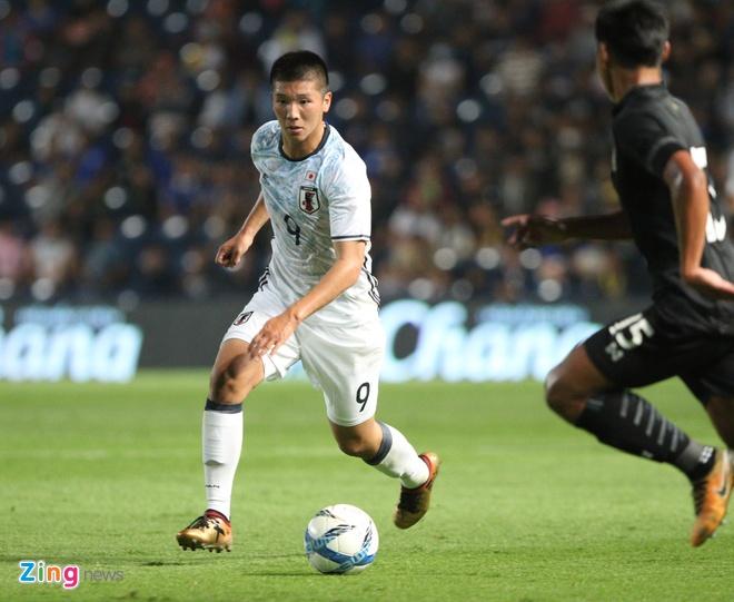 U23 Thai Lan vs U23 Nhat Ban anh 10