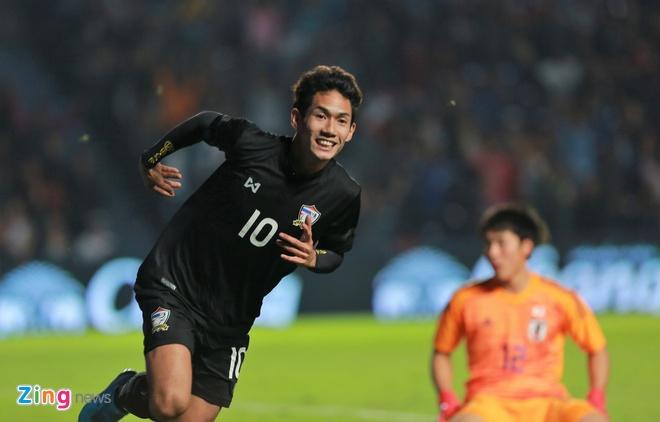 U23 Thai Lan vs U23 Nhat Ban anh 15