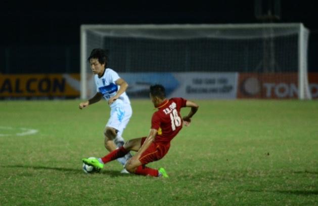 U19 Viet Nam nhan that bai dau tien tai giai U21 Quoc te hinh anh 10
