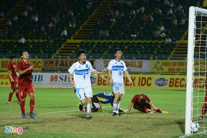 U19 Viet Nam nhan that bai dau tien tai giai U21 Quoc te hinh anh 1