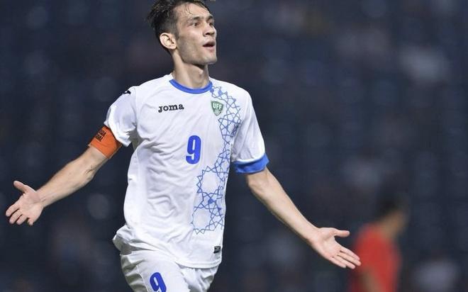 Thang luan luu Nhat Ban, Uzbekistan vo dich giai U23 tai Thai Lan hinh anh